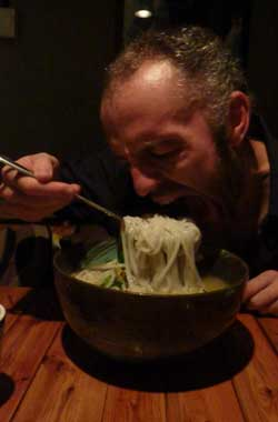 Eating in China