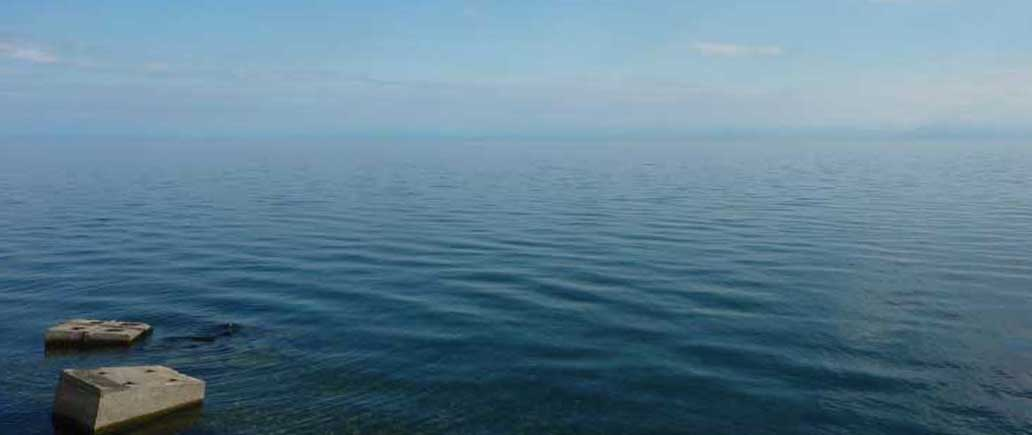 Listvyanka, Lake Baikal, Russia